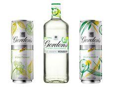 Diageo запускает новую коллекцию ароматизированных джинов