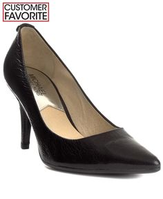 MICHAEL Michael Kors MK Flex Mid Pumps - Pumps - Shoes - Macy's