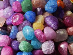 Crackle Quartz Fairy Crystals by ~ White Magick Alchemy