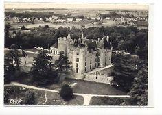 49 Coutures Château DE Montsabert