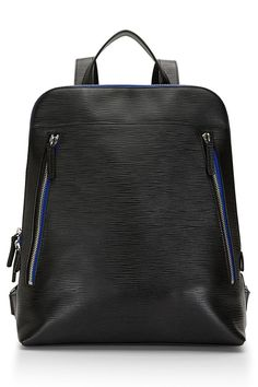 A Backpack You Can Wear To Work? Yes, Seriously #refinery29 http://www.refinery29.com/backpacks-for-work#slide-6 A black backpack is perfect for all-day-every-day. ...