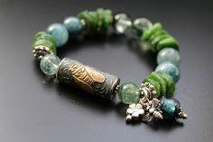 Original Design Boho Jewelry for Free Spirited Souls by mayababyjewelry Statement Jewelry, Boho Jewelry, Jewelry Bracelets, Handmade Jewelry, Jewelry Ideas, Unique Jewelry, Custom Earrings, Rutilated Quartz, Summer Jewelry