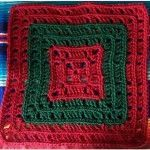 Transcendent Crochet a Solid Granny Square Ideas. Inconceivable Crochet a Solid Granny Square Ideas. Granny Square Pattern Free, Granny Square Crochet Pattern, Crochet Granny, Crochet Motif, Easy Crochet, Free Crochet, Crochet Patterns, Irish Crochet, Free Pattern