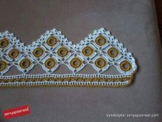 Crochet Borders, Crochet Squares, Crochet Doilies, Crochet Lace, Square Rings, Tassels, Diy And Crafts, Crochet Earrings, Crochet Edgings