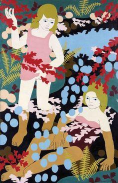 Norman Gilbert   Two Girl Bathers (1968)   Artsy