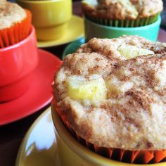 My newest muffin hot out of the oven: #glutenfree #vegan #sugarfree Pineapple Ginger!