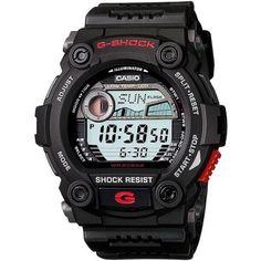Casio - Men\'s G-Shock G-Rescue Chronograph Watch - G-7900-1ER - RRP £95.00 - Online Price £75.00