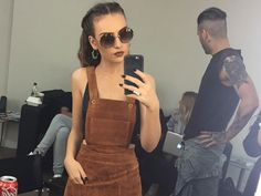 There was a *pretty* horrible reason behind Perrie Edwards' odd choice of accessory...