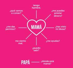 Mi mami lo es todo para mi ♥