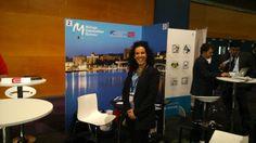 Nuestra compañera del Área de #Eventos, Natividad Salcedo, se encuentra hoy en el expositor de #Malaga Convention Bureau dentro del Meeting & Incentive Summit 2014, uno de los encuentros más importantes para profesionales del sector de eventos y reuniones, el cual se está celebrando en Ifema- Feria de Madrid.
