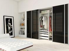 GARDEROBE - Mediearkiv - Designa Closet, Home Decor, Armoire, Decoration Home, Room Decor, Closets, Cupboard, Wardrobes, Home Interior Design