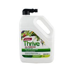 Yates Thrive All Purpose Hose-On Liquid Fertiliser Liquid Fertilizer, Backyard Landscaping, Warehouse, Beautiful Flowers, Vines, Purpose, Garden, Backyard Landscape Design, Garten