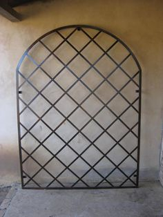 wrought iron trellis panels - Google Search