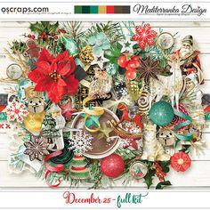 December 25 by Mediterranka Design https://www.oscraps.com/shop/December-25-Full-collection-5-in-1.html