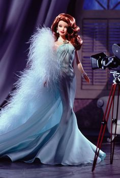 Between Takes™ Barbie® Doll (Hollywood Movie Star™ Collection)