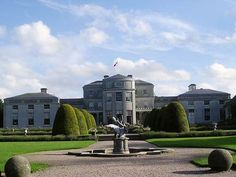 The Shugborough Estate in the Midlands, is an important attraction. It was the ancestral home of the Earls of Lichfield and its grounds contain a number of unusual monuments of historic importance, such as the Shepherd's Monument, which is linked to the story of the Holy Grail.