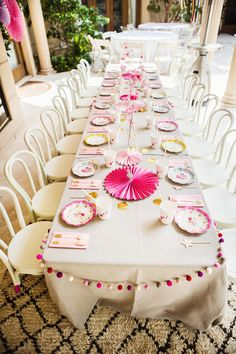 princess table - fire an creme kids - princess party | photo by sophie jacobson/love bucket photo