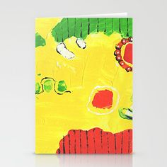 Yellow River Stationery Cards