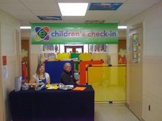 I had been doing church planting for three years before anyone ever told me about using school hallways for childrens rooms. Church News, Kids Church, Church Activities, Activities For Kids, Sunday School Decorations, Dream Kids, School Hallways, Church Signs, Church Nursery