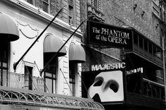 The Phantom of the Opera at the Majestic Theatre, NYC