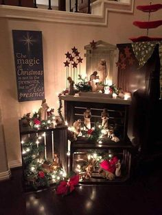 31 décorations de Noël à réaliser soi-même - Décorations - Trucs et Bricolages