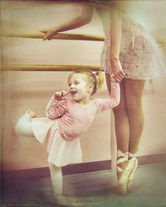 In the future I want to take this picture with my little girl :)