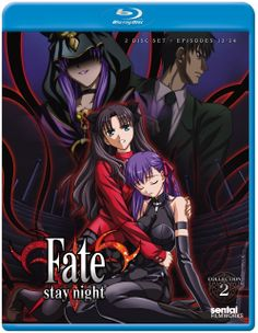 Fate Stay Night Collection 2  #RightStuf2013