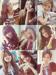 SNSD Come visit kpopcity.net for the largest discount fashion store in the…