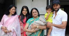 RITEISH DESHMUKH AND GENELIA ANNOUNCE SECOND SON NAME 'RAHYL'