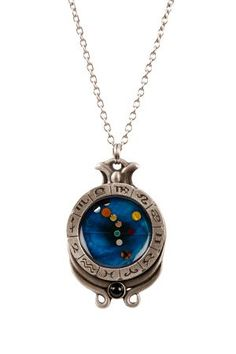 Personalized Astrological Jewelry / Signature Skymap Pendant / Moonglow Jewelry THE SIGNATURE SKYMAP Your Zodiac Fingerprint $199.99