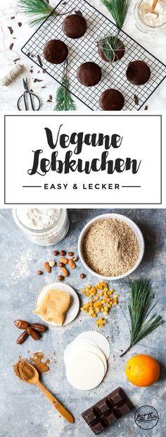 Die besten veganen Elisenlebkuchen