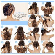 "Logra un ""peinado real"" en tan solo 5 minutos"