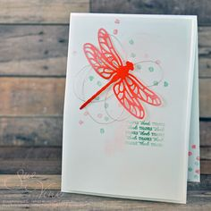 Miss Pinks Craft Spot: Dragonfly Dreams Sneak Peek