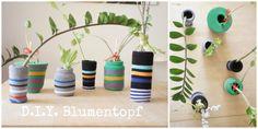 blumentopf diy Planter Pots, Flowers