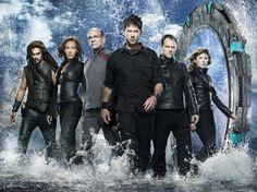 Stargate Atlantis - Season 5 cast