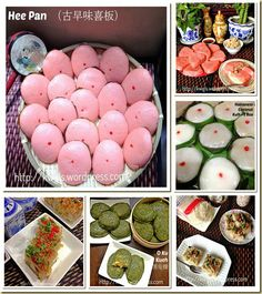 Special Compilation Of Chinese Steamed Cakes And Kuihs (15种华人蒸糕特备汇编)