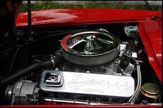 1965 Chevrolet Corvette Coupe 396/425 HP, 4-Speed Manual
