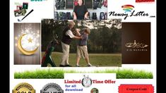 Dan Shauger Master of his (New Golf Swing) Grandparents Day/16 Different...