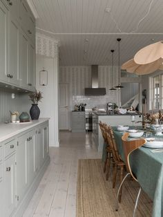 A Swedish Country House Decorated in Soft Pastel Tones - The Nordroom