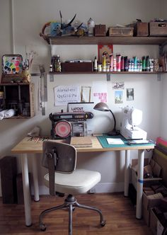 Shelves and storage boxes Sneak Peek: Haley Ann Robinson   Design*Sponge