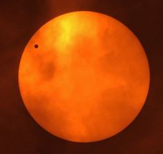 Venus passing in front of the sun for the last time for almost everybody alive today By PORNCHAI KITTIWONGSAKUL