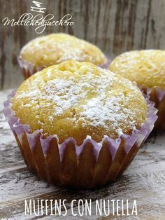 muffins sofficissimi