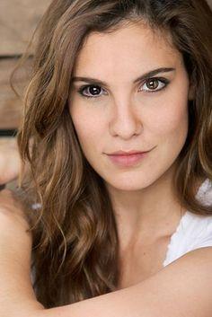 Daniela Ruah. I love her eyes.