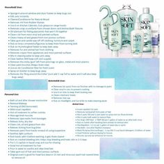 Did you know Skin So Soft had so many uses? Check out this useful information! Skin So Soft can be found in my estore www.youravon.com/mcoverdale
