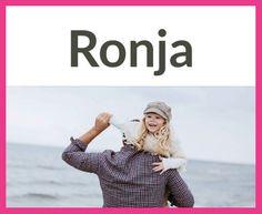 Bezaubernd: Die schönsten nordischen Mädchennamen Bedeutung: die Glänzende,