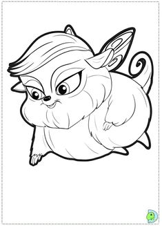 Barbie Coloring Pages Ma Petite