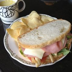 Sandwich at home
