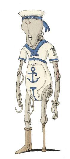 Mattias Inks: Sailor