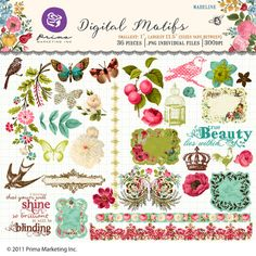 The world's best digital scrapbooking and photo editing supply shop!