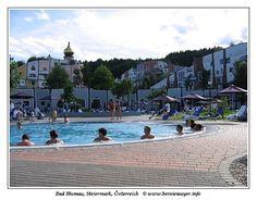 Bad Blumau, Styria. One of our favorite resorts.